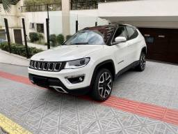 Jeep Compass Limited Diesel + Pacote High Tech