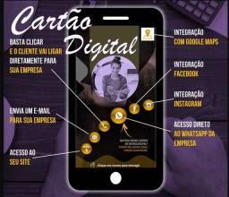 Cartão Digital Interativo R$ 80,00