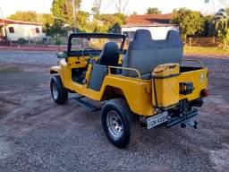 Título do anúncio: Jeep Willys 4 portas diesel