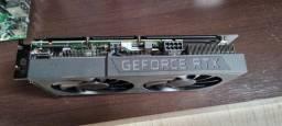 Título do anúncio: Nvidia RTX 3060 12GB Ram original Dell