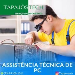 Assistência Técnica para PC