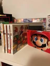 Nintendo 3ds XL IMPECÁVEL COMPLETO !