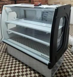 Balcão Refrigerado Refrimate duas placas frias  - 1,20 mts
