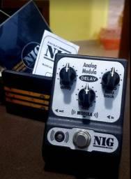 Pedal de Delay analógico NIG Modula Delay