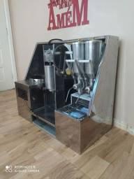 Vendo máquina de churros impecável 1900 reais