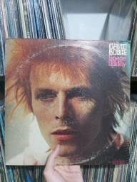 """LP disco de vinil David Bowie """"Space Oddity"""" 1972 Importado"""
