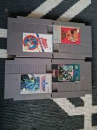 Fita de video game Nintendo original