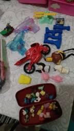 Brinquedos de menino (descrição)