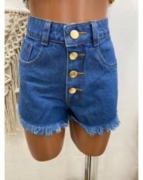 Short Jeans Detroyed