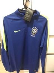 Jaqueta Seleção Brasileira Nike