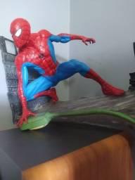 Spider Man Webbing Diorama 1:10 Diamond Selec