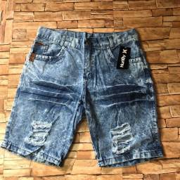 Bernuda jeans