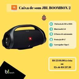 Título do anúncio: JBL Boombox 2 - Lacrada c/ NF