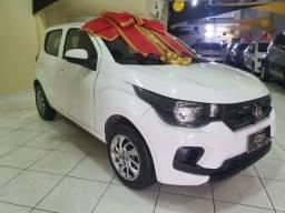 Mobi 2018 com $1.000 reais de entrada na boulevard automóveis