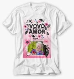 Camisa personalizadas unidade 23.00 o par 40.00 Dia 26 de julho dia dos avós .
