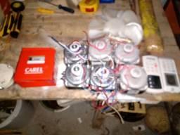 Compressor controlador e micro motores