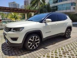 Título do anúncio: Jeep Compass Limited 2.0 Flex - Automático + Top de linha + Único dono - Impecável!!!