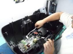 Troca de bateria JBL
