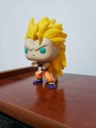 Goku Super Sayajin 3 - Funko Pop #492 - Exclusividade Piticas