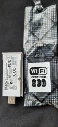 Título do anúncio: Adaptador sem fio elpap03 para Projetor Epson