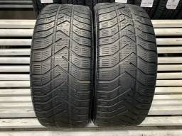 Par de Pneus 195/45/16 Pirelli SnowControll Serie II / Pneus 195/45r16 R$399,00