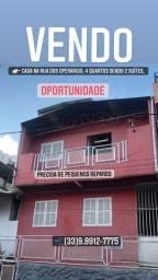 OPORTUNIDADE Vendo casa em Caratinga