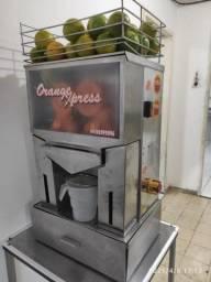 Máquina de suco de laranja expresso