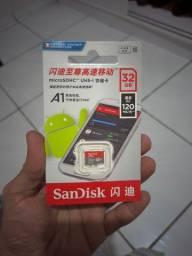 Micro SD Sandisk 32GB - Original