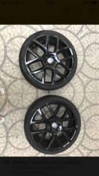 Roda aro 20 com pneus - 225/35/20 - 5x112