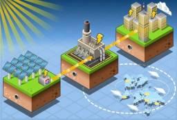 Título do anúncio: Investidor no Projeto de Energia Solar com ganhos de 12% aos ano por até 25 anos