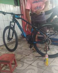 Bicicleta aro 29 seminova