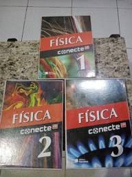 LIVRO DE FÍSICA 1, 2 E 3