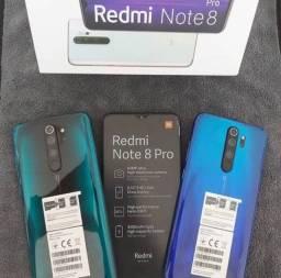 Xaomi Note 8 pro 64gb - SOMOS LOJA FÍSICA