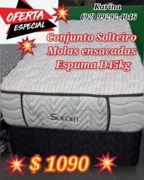 Título do anúncio: Cama Solteiroo **Novo<< Pelmexx