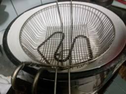 Título do anúncio: Fritadeira elétrica 5 litros de óleo