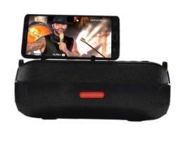Caixa de Som Bluetooth HMaston X92 com FM Top!