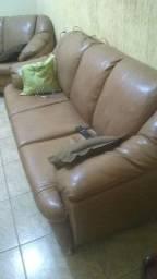 Sofa couro
