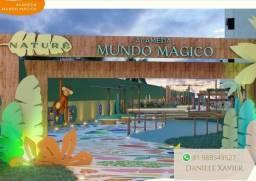 Título do anúncio: DX com estrutura de resorts de 1,2 e 3 qts em muro alto