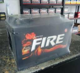 Título do anúncio: Bateria Fire 60Ah uno, Gol, Parati, Fox