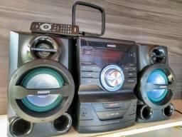 Título do anúncio: Mini Hi-Fi System Fwm210/78 Philips