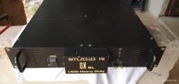 Amplificador Studio r SX 1400