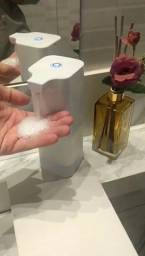 Dispenser de Sabão Líquido e Detergente Automático