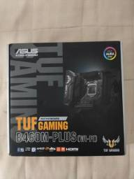 Placa mãe ASUS TUF gaming B460M- PLUS