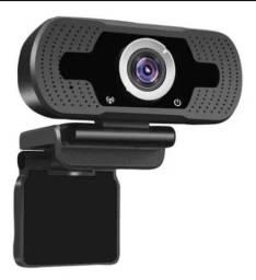 Câmera Full Hd 1080p Webcam Usb Mini Câmera De Computador Built-in