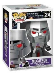 Funko Pop Transformers Megatron 24