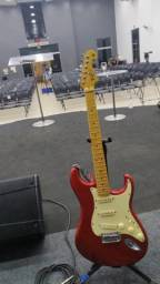 Guitarra Tagima TG-530 Vermelha Woodstock