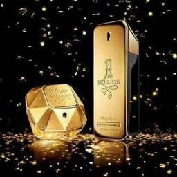 Perfumes importados em promoção