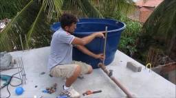 Título do anúncio: Limpeza de caixa da água