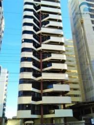 Apartamento de 3 dormitórios mobiliado na Praia Grande.