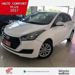 Título do anúncio: Hyundai HB20 COMFORT PLUS 1.0 4P